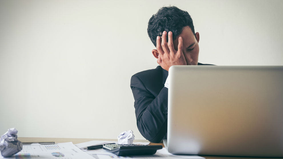 Mental health issues at work