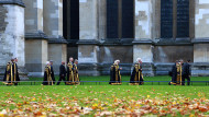 Supreme Court judges attend a service marking the start of the legal yearPaul Marriott/REX/Shutterstock