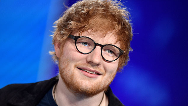 Is Ed Sheeran's success down to his name or his musical ability?Hahn Lionel/ABACA/PA Images