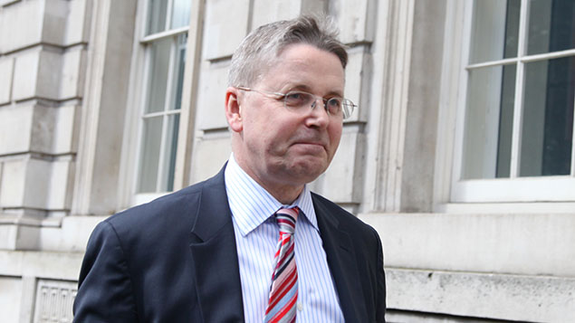 "Sir Jeremy Heywood said that the civil service gender pay gap was still ""a matter of concern""Dinendra Haria/REX/Shutterstock"