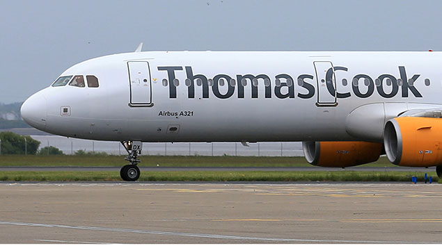 Thomas Cook tried unsuccessfully to stop  pilots from striking on the grounds that insufficient information was provided to   authorise industrial action. Photo: Tim Goode/Pa Wire/PA Images