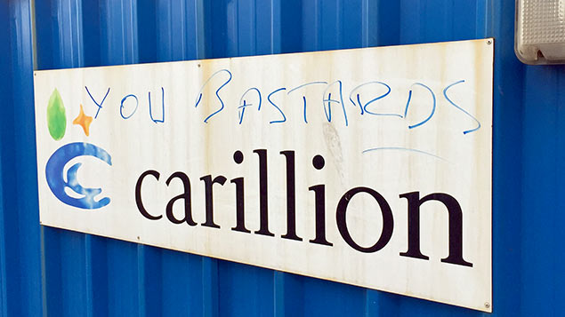 Carillion Collapse: KPMG To Be Investigated Over Audit