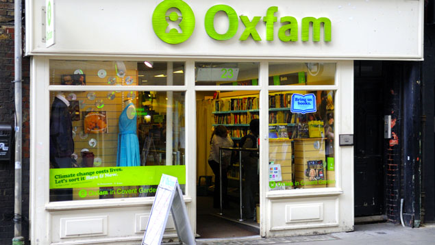 Oxfam Sex Scandal Spreads To Uk Charity Shops Personnel