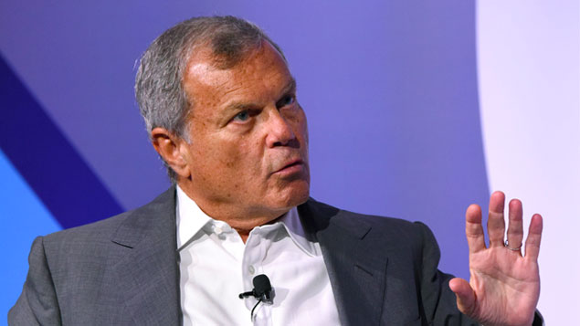 Martin Sorrell steps down as CEO of WPP