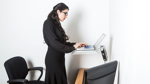 Study Highlights Health And Work Benefits Of Sit Stand