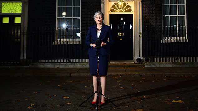 Draft Brexit deal: No further updates on immigration ...