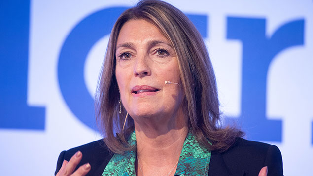 Carolyn McCall, CEO of ITV