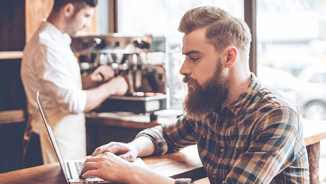 Hipster job culture: baristas and flexible working