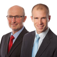 Andrew Brookes and William Sweeney