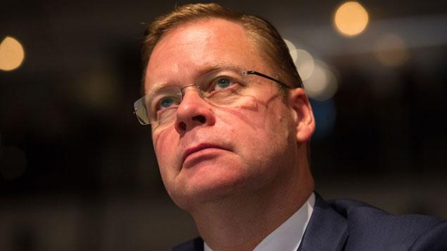 Iain Conn, Centrica chief executiv