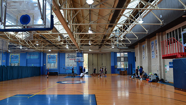 Gym Cosford