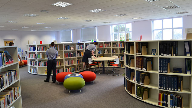 library Cosford