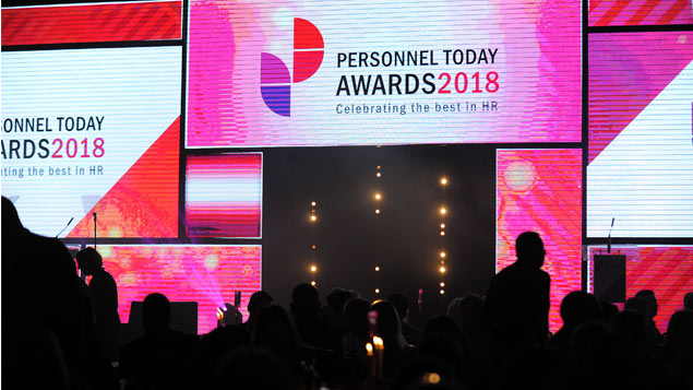 Personnel Today Awards 2018