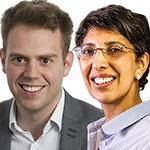 Ranjit Dhindsa and Matthew Sharp