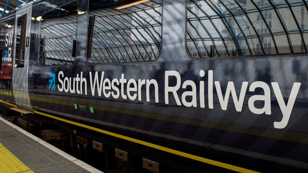south western railway strike