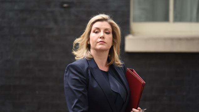 penny mordaunt gender equality roadmap