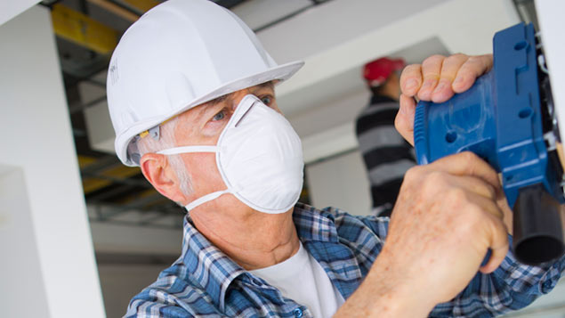 Silicosis dust mask