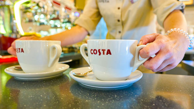 Costa Coffee franchisee's training cost deductions 'unfair', staff claim
