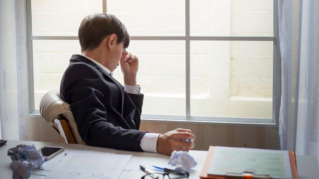 men's mental health at work