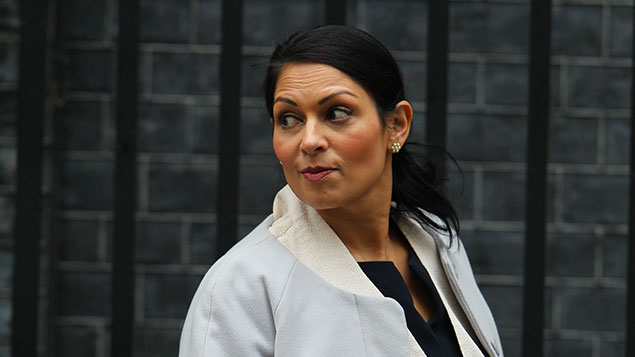 f05663b2 MPs slam Priti Patel plan to end freedom of movement - Personnel Today