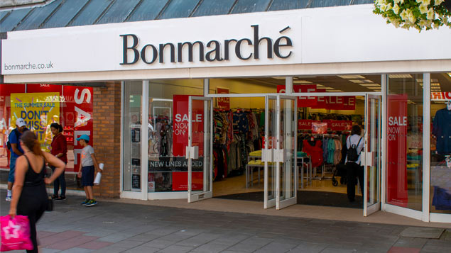Bonmarché joins high street fashion casualties