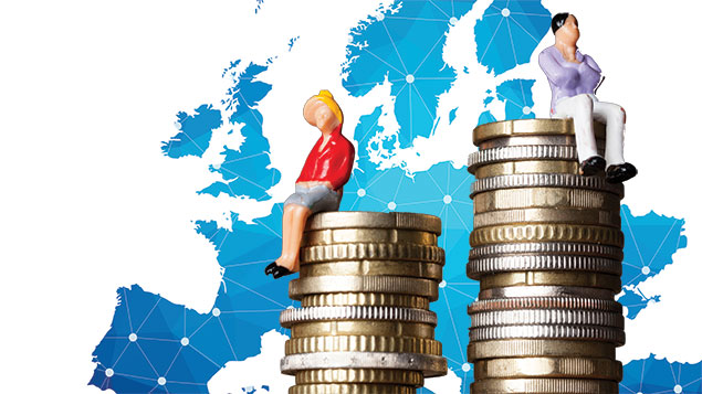 EU gender pay