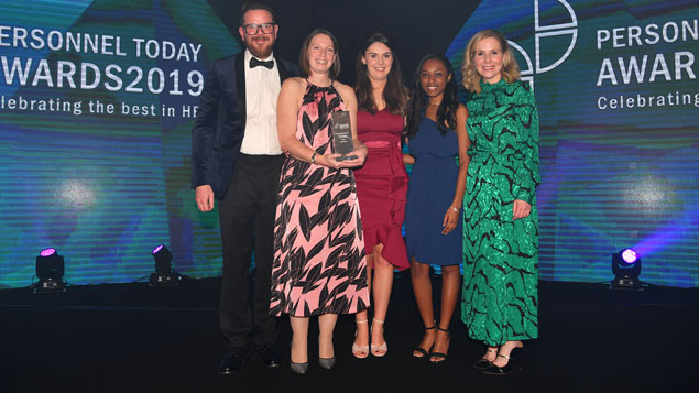 The Financial Times 2019 Personnel Today Awards