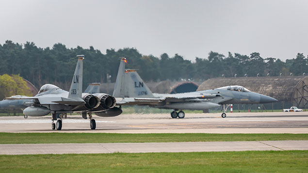 Lakenheath air base
