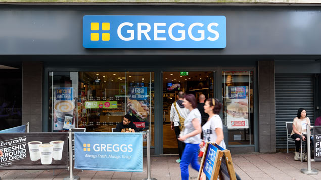 Greggs upgrades profit forecast as staff to share £7m payout