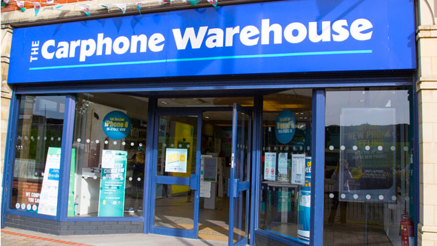 Almost 3000 job losses as all Carphone Warehouse stores to close