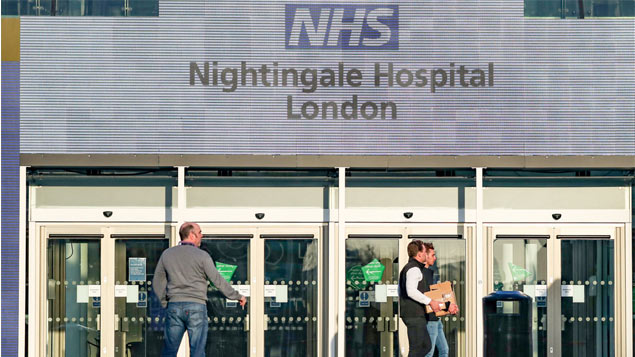 Harrogate Nightingale, NHS funding and why we should be cautious