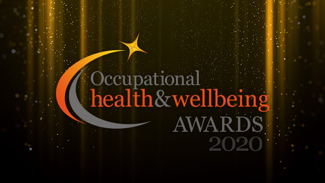 Occupational health & wellbeing Awards 2020