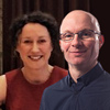 Jo McBride and Andrew Smith