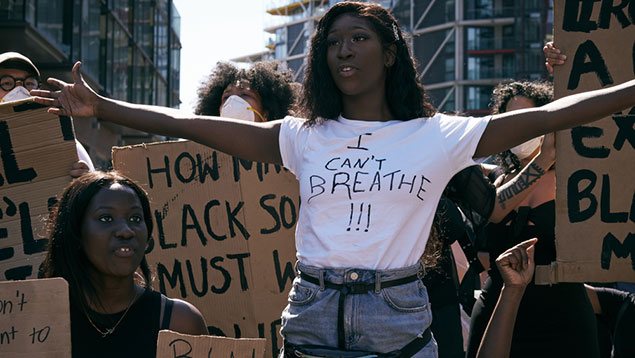 Global businesses embrace Black Lives Matter movement - Personnel Today