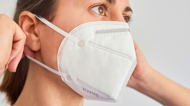 HSE issues warning over use of KN95 masks as PPE - Personnel Today