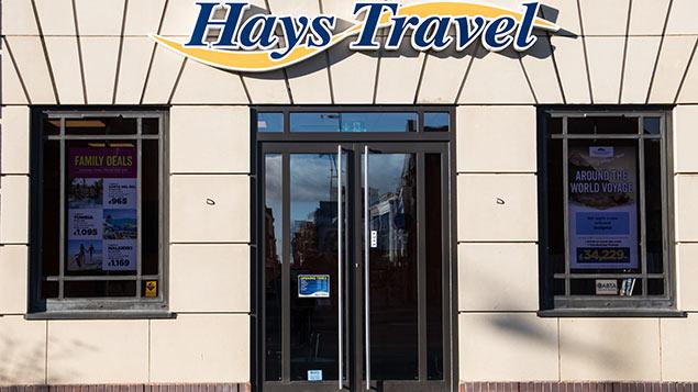 Hays Travel 'devastated' as it cuts 880 jobs