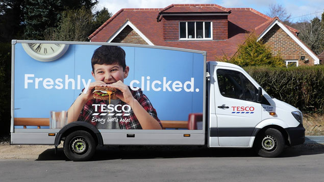 Tesco's 16,000 jobs drive to reward lockdown temps