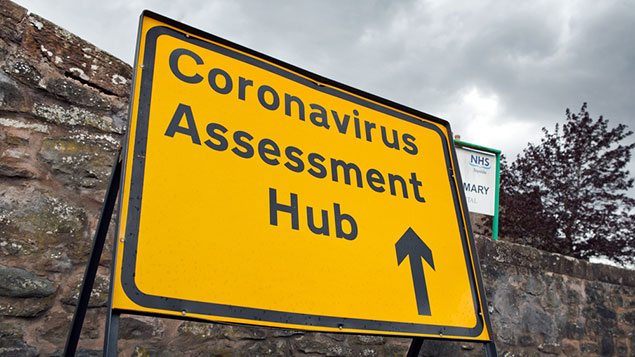 United Kingdom  warned virus test shortages harming health system