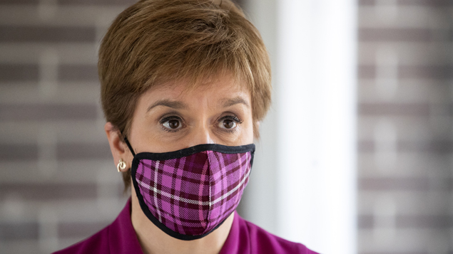Coronavirus restrictions reimposed in western Scotland