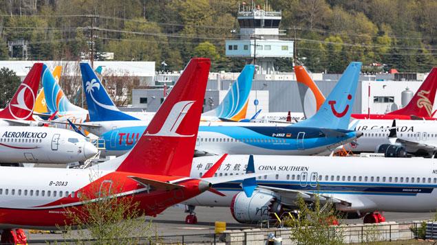 Boeing cuts jobs as aviation sector views bleak future