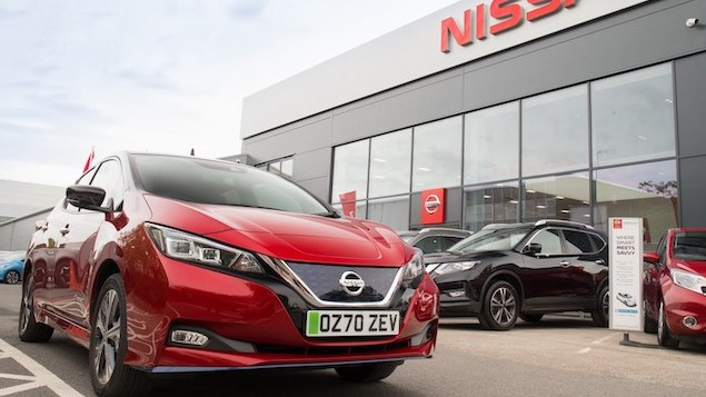 Nissan pledges future to United Kingdom after Brexit deal