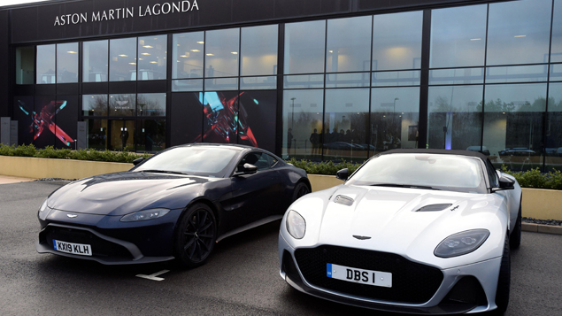 Redundancies Proposed At Aston Martin Plant Personnel Today